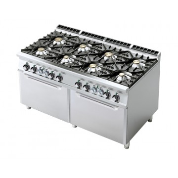 CF8 - 916 G Kuchnia gazowa zpiekarnikiem