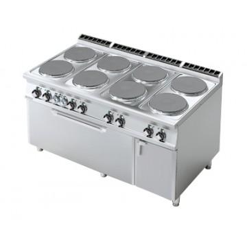 CF8 - 916 ETV Kuchnia elektryczna zpiekarnikiem