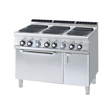 CFVQ6 - 912 ETV Kuchnia elektryczna zpiekarnikiem