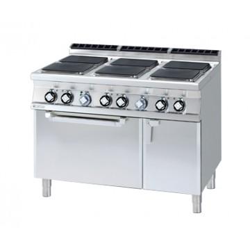CFQ6 - 912 ETV Kuchnia elektryczna zpiekarnikiem