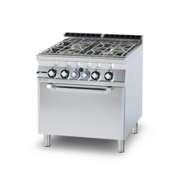 CFA4 - 98 G Kuchnia wodna gazowa zpiekarnikiem