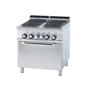 CFQ4 - 98 ET Kuchnia elektryczna zpiekarnikiem