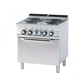 CF4 - 98 ET Kuchnia elektryczna zpiekarnikiem