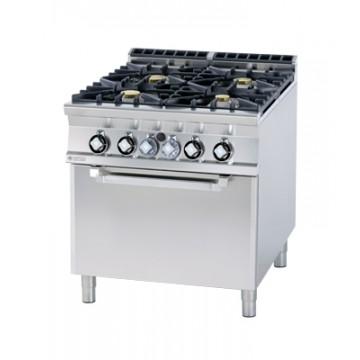 CF4 - 98 G Kuchnia gazowa zpiekarnikiem