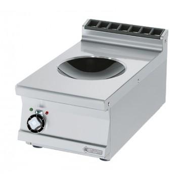 PCIWT - 74 ET Kuchnia elektryczna indukcyjna WOK