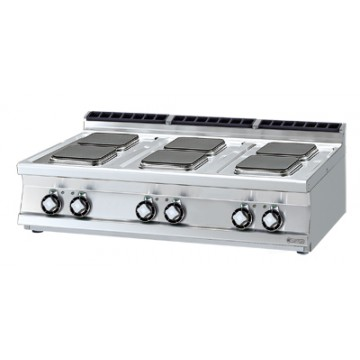 PCQT - 712 ET Kuchnia elektryczna