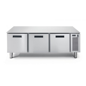 LS 703 TN/V 1C Podstawa chłodnicza 3-szufladowa