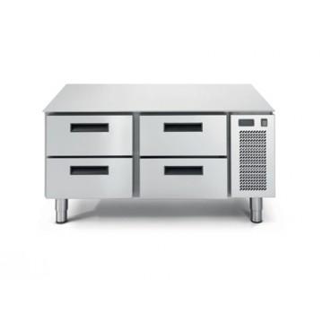 LS 702 TN/V 2C Podstawa chłodnicza 4-szufladowa