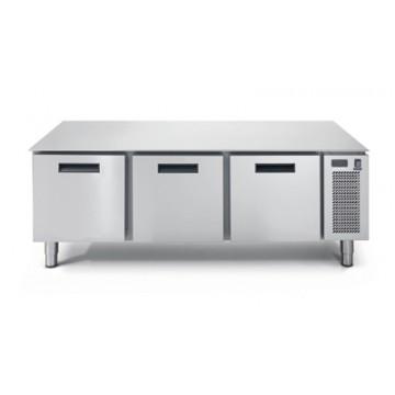 LS 703 TN/S 1C Podstawa chłodnicza 3-szufladowa