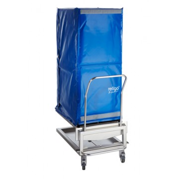 VO 2021B-118 Wózek bankietowy dla pieca 2021 - 118 talerzy