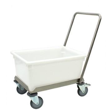 10843 Wózek na pojemniki do żywności