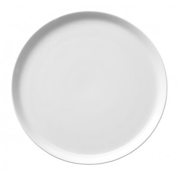 Talerz do pizzy 280 mm biały - zestaw 12 sztuk