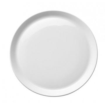 Talerz do pizzy 320 mm biały - zestaw 6 sztuk