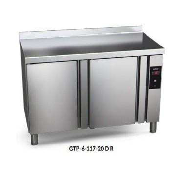 Stół chłodniczy 600 mm bez...