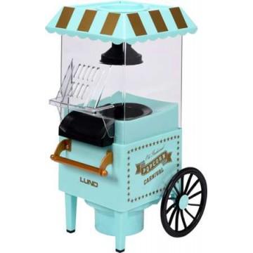Wózek, maszyna do popcornu...
