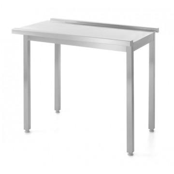 Stół wyładowczy do zmywarek - skręcany 1100x600x(H)850 mm